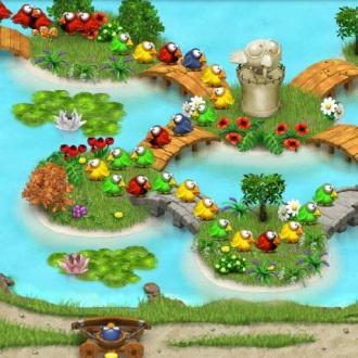 жабка игра онлайн